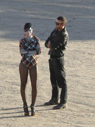 Rihanna, and justin timberlake