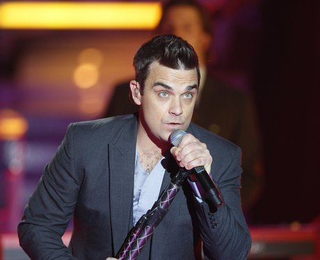 Robbie Williams live