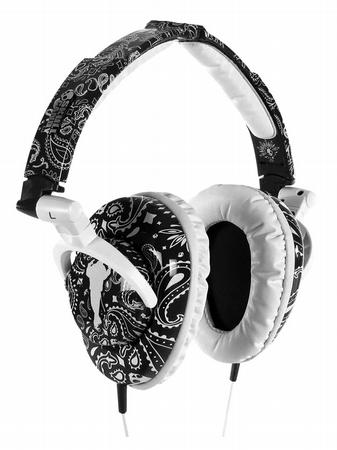Artist launch headphones