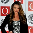Nadine Coyle at the q awards 2010