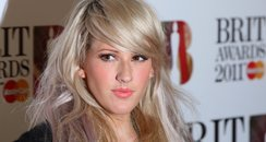 Ellie Goulding at The BRIT Awards 2011 - Nominatio