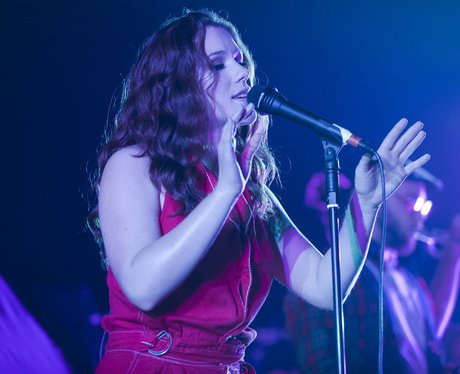 Katy B supports Tinie Tempah on tour