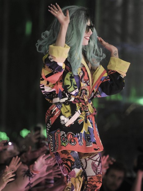 lady gaga much music awards