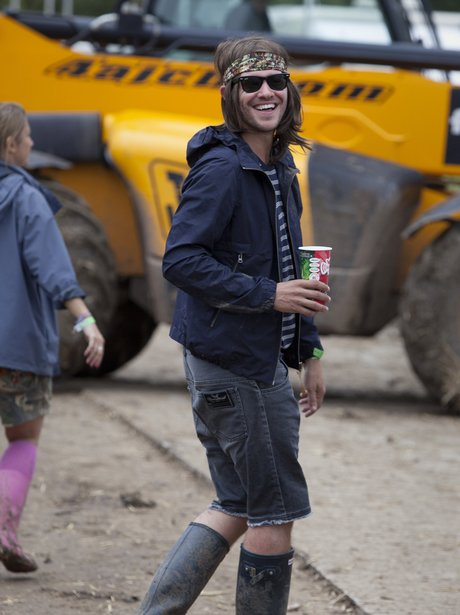 Glastonbury 2011 will young