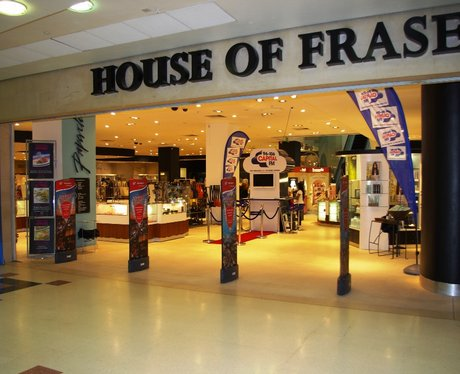 House of fraser capital pad house of fraser for Housse of fraser