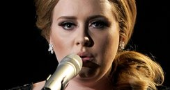 2011 MTV VMAs On Stage - Adele
