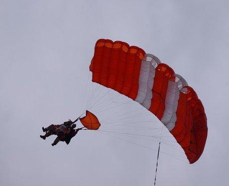 Rachel's 10 Thousand Feet Sky Dive
