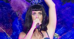 Katy Perry live in the UK