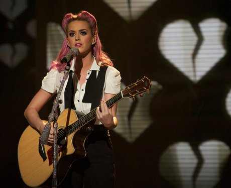 Katy Perry 'X-Factor'