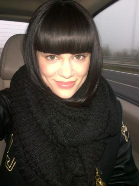 Jessie J reveals her face without make-up