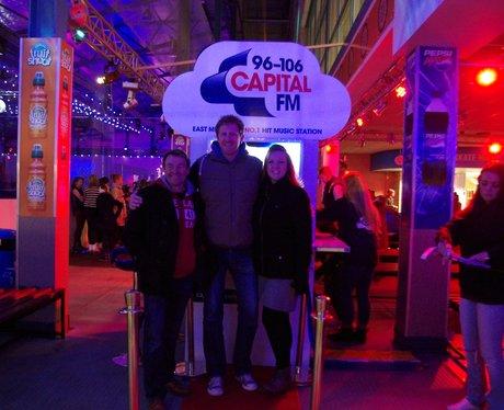 Capital FM Skate Party