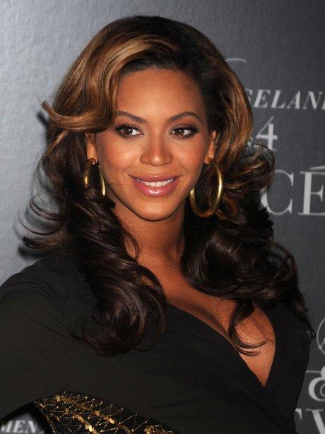 Beyonce hosts screening