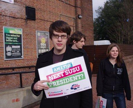 Southampton Uni - SUSU Nominations