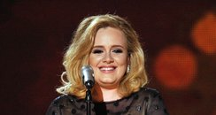 Adele live at the 2012 Grammy Awards