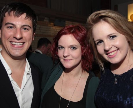 Check out the photos for the glamour night that wa