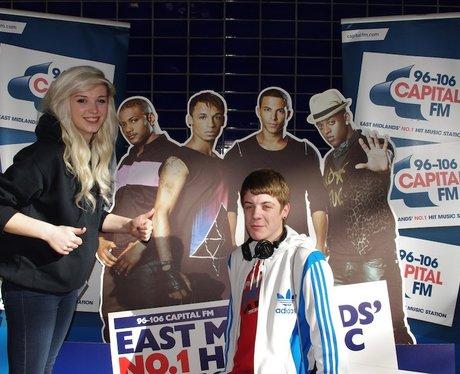JLS In Derby