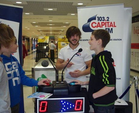 Hit Music Zone - Fareham Shopping Centre