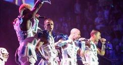 JLS- 4th Dimension Tour