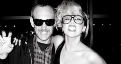 Lady Gaga and Terry Richardson