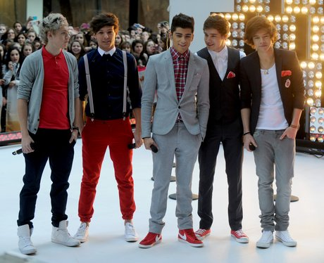 One Direction in new york