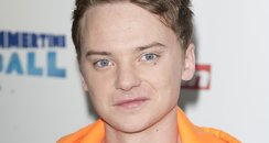 Conor Maynard arrives at the Summertime Ball 2012
