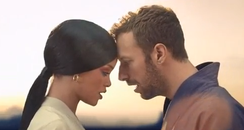 RIhanna coldplay in princess of china