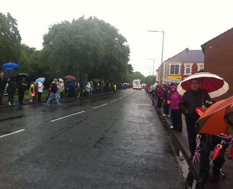 Olympic Torch Relay - Blyth 3