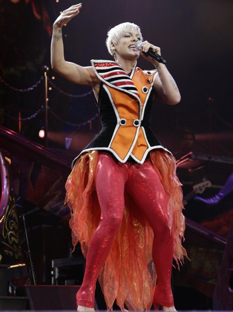 The Craziest Stage Outfits In Pop Capital