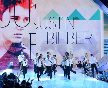 Justin Bieber Teen Choice Awards 2012