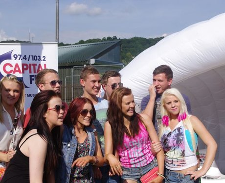 Ponty's Big Weekend