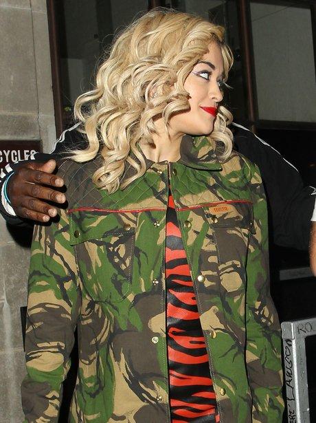 Rita Ora in London