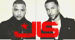 JLS - 'Evolution' album cover