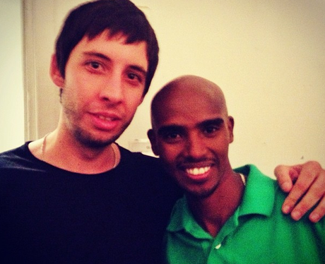 Example with Mo Farah