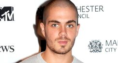 Max George attends Alicia Keys concert
