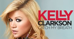 Kelly Clarkson - Catch My Breath single artwork