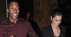 Cheryl Cole and Tre Holloway Oct 2012