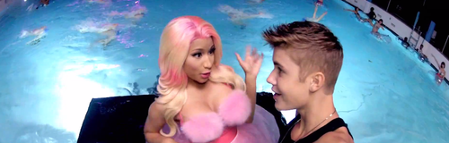 Nicki Minaj- 'Beauty and a Beat'