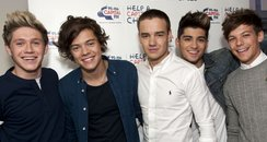 One Direction Take Over Capital For Help A Capital