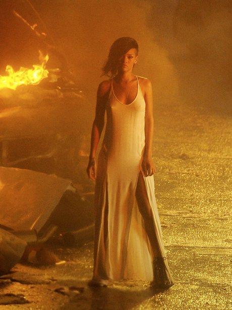 Rihanna new video