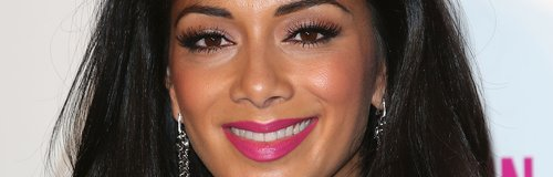 Nicole Scherzinger attends the Cosmopolitan Ultima