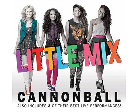 Little Mix 'Cannonball'