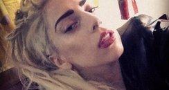 Lady Gaga with dreadlocks