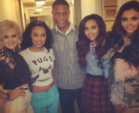 Little Mix and Romeo