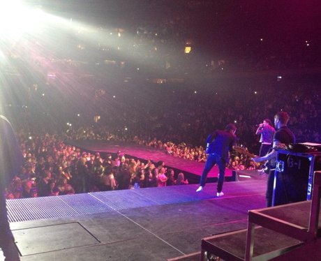 The Wanted Tweet During Their Performance At Madison Square Garden In New York Capital