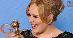 Golden Globes 2013 Adele
