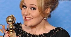 Golden Globes 2013 Adele