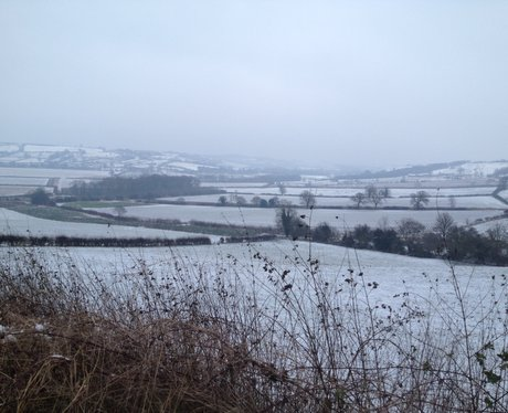 Yorkshire snow pictures