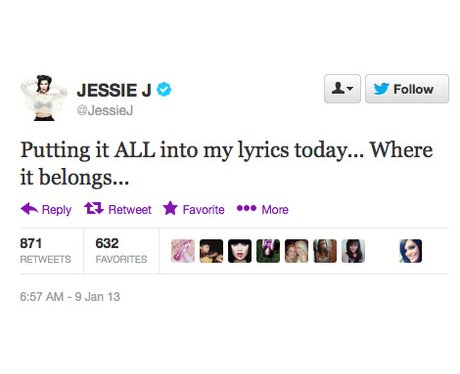 If there's one thing Jessie knows it's that letting out ...