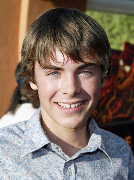 Zac Efron child star