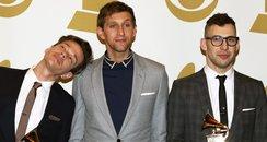 Fun at the 2013 Grammy Awards